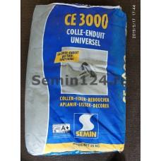 CE3000 (25 кг) - клей-шпаклевка гипсополимерная