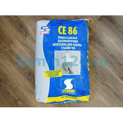 CE 86 (25 кг) - шпатлевка для стыков ГКЛ